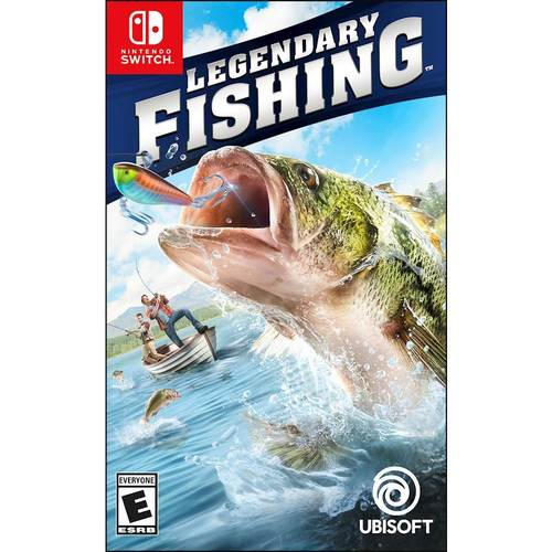 Legendary Fishing - Nintendo...
