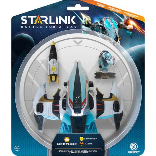 Ubisoft - Starlink: Battle for Atlas - Neptune Starship Pack