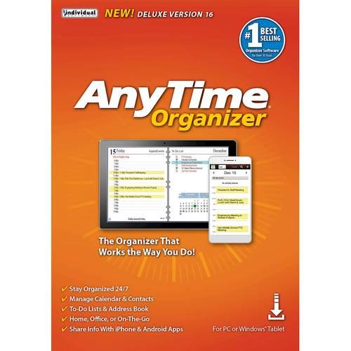 AnyTime® Organizer...