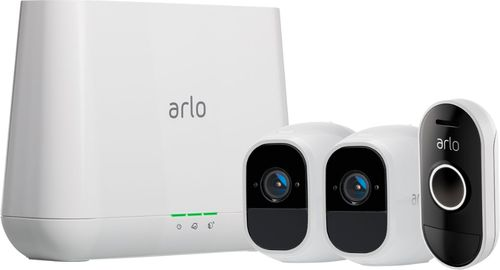 Arlo Pro 2 1080P HD Security Camera System with Audio