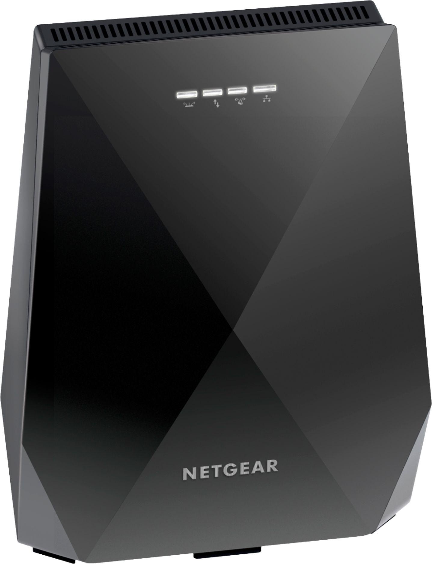 NETGEAR Nighthawk X6 EX7700 - Wi-Fi range extender (28D72