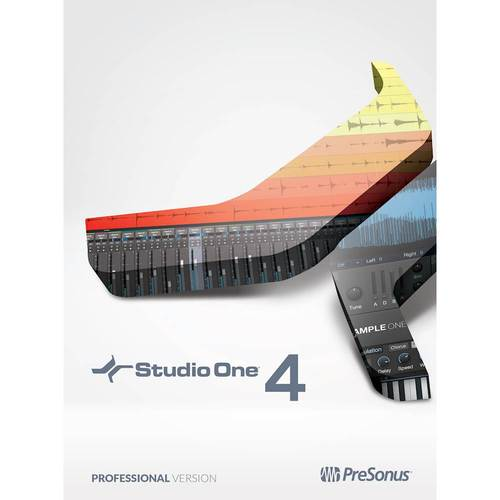 Studio One 4 Professional Version - MacWindows