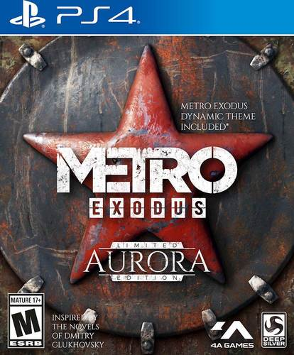 Metro Exodus: Aurora Limited Edition - PlayStation 4