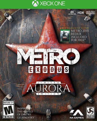 Metro Exodus: Aurora Limited Edition - Xbox One