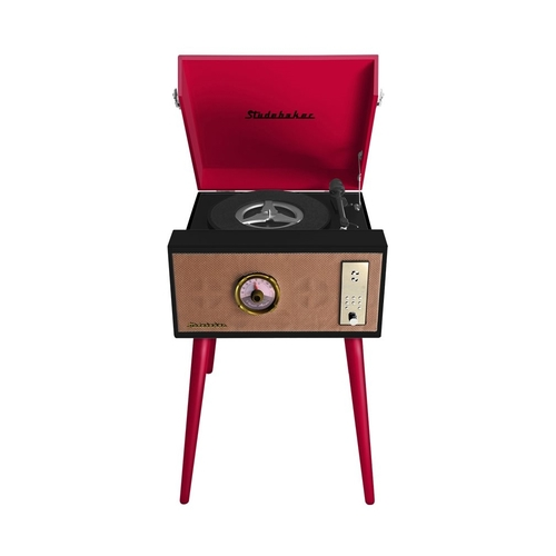 b0a59afc2f43 Crosley Rochester 5 in 1 Entertainment Center – Paprika (CR66D-PA ...