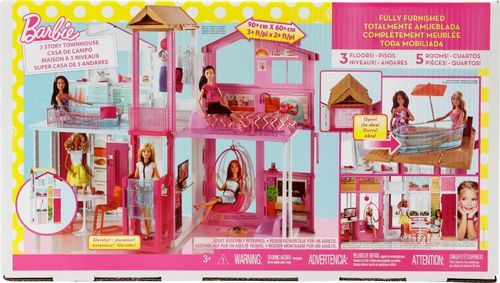 Barbie - Malibu Townhouse
