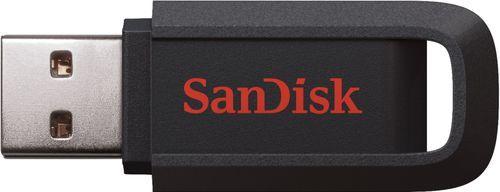 SanDisk Ultra Trek CZ490 Rugged 64GB USB 3.0 Flash Drive, 130MB/s Read Speed