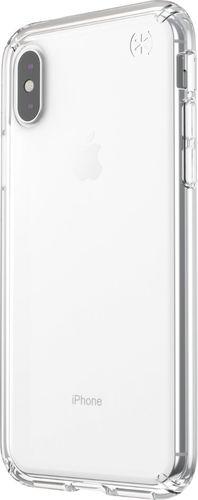 Speck Apple iPhone X/XS Presidio Case - Clear