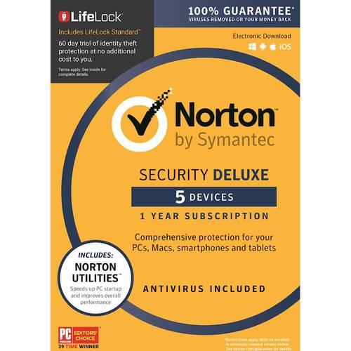 Norton Security Deluxe...