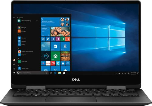 Dell Touch Laptop 13.3u0022, Intel Core i7-8565U, 16GB RAM, 256GB SSD, Black, Windows 10, I7386-7007BLK