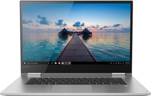 Lenovo 2-in-1 15.6u0022 4K Ultra HD UHD Touch-Screen Laptop Tablet Notebook 81CU0040US Intel Core i7 - 16GB Memory - NVIDIA GeForce GTX 1050 - 512GB SSD - Platinum Silver