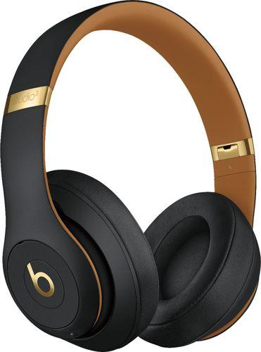 Beats Studio3 Wireless Over-Ear Headphones - The Beats Skyline Collection - Midnight Black