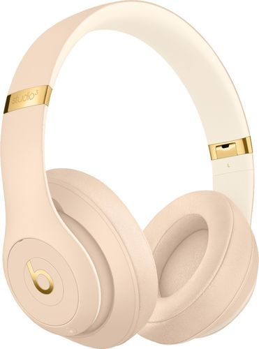 Beats Studio3 Wireless Over-Ear Noise Canceling Headphones - Desert Sand
