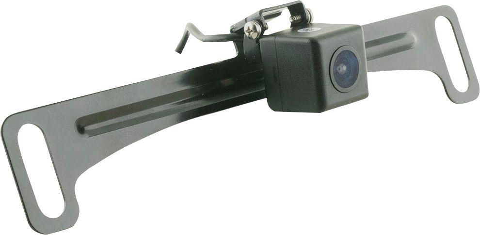 EchoMaster - License Plate Back-Up Camera - Black