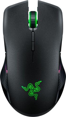 Razer Lancehead Wireless Optical Gaming Mouse Chroma Lighting Black