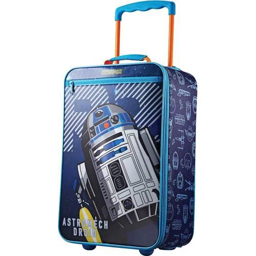 American Tourister Star Wars 18u0022 Softside Kids Carry-on Luggage