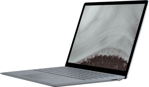 "Microsoft Surface Laptop 2 13.5"" Intel Core i5 8GB RAM 128GB SSD (Latest Model) Platinum  -  8th Generation - i5-8250U - Quad-core - 6MB SmartCache - LPDDR3 - Touchscreen -  UHD Graphics 620 - 22"