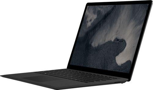 Microsoft Surface Laptop 2 13.5u0022 Intel Core i7 8GB RAM 256GB SSD (Latest Model) Black  -  Touchscreen - 8th Generation - Quad-Core i7-8650U - UHD Graphics 620 - 2256 x 1504 PixelSense Display