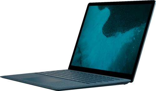 Microsoft Surface Laptop 2 13.5u0022 Intel Core i7 8GB RAM 256GB SSD (Latest Model) Cobalt Blue  -  LQQ-00038 - Cobalt Blue - 8th Generation i7-8650U Quad-core - 8MB SmartCache - 2256 x 1504 - 802.11