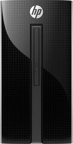 HP - Desktop - Intel Core i7 - 8GB Memory - 1TB Hard Drive + Intel Optane Memory - Glossy Black