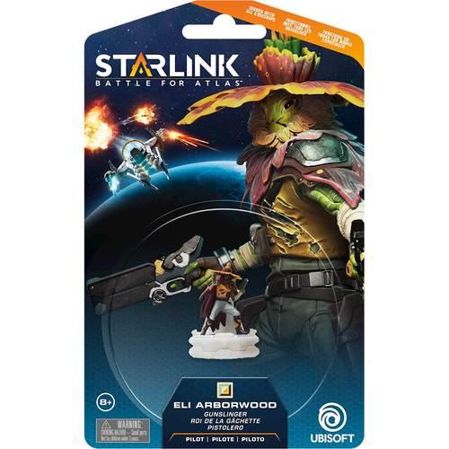Ubisoft - Starlink: Battle for Atlas - Eli Arborwood Pilot Pack