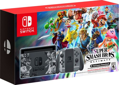 Nintendo - Switch Super Smash Bros. Ultimate Edition