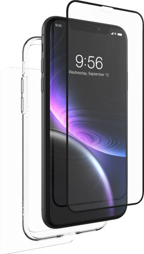 Zagg InvisibleShield-Glass + 360 for new iPhone