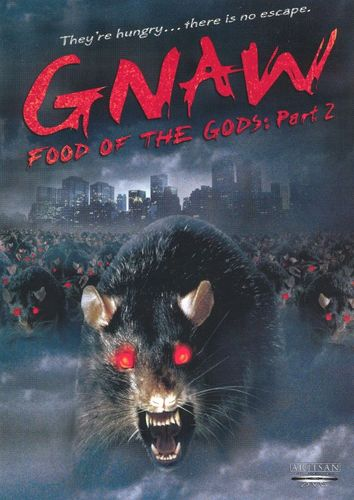 Gnaw: Food of the Gods, Part 2 [DVD] [1988] 6301012