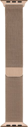 Apple - Milanese Loop for Apple Watch™ 44mm - Gold