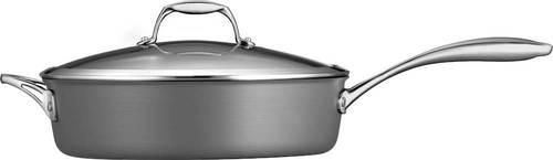 Tramontina Gourmet Hard Anodized 5.5 qt. Covered Deep Saute Pan