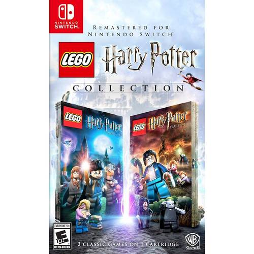 LEGO Harry Potter Collection, Warner Bros, Nintendo Switch, 883929646395