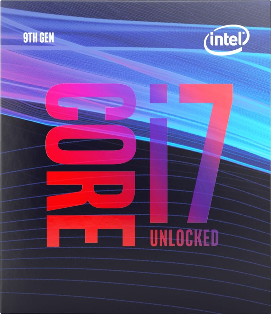 Intel Core I7-9700k Desktop Processor 8 Cores Up To 4.9 Ghz Turbo Unlocked Lga1151 300 Series 95w
