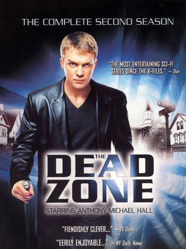 The Dead Zone: The Complete Second Season [5 Discs] [DVD] 6302501