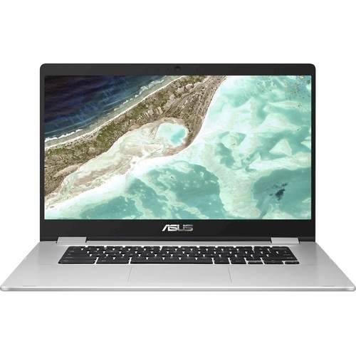 ASUS Chromebook Laptop 15.6, Intel Dual-Core Celeron N3350, 32GB Flash Storage, 4GB RAM, C523NA-DH02