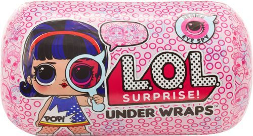 L.o.l Lol Underwraps Doll Eye Spy Series Sk