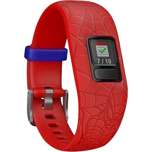 Garmin vivofit jr. 2 Marvel Spider-Man Activity Tracker - Red