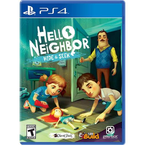 Hello Neighbor: Hide & Seek - PlayStation 4