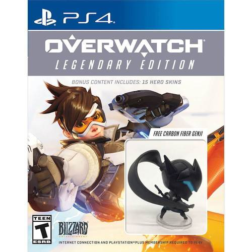 Blizzard Entertainment, Overwatch Legendary Holiday Bundle - PlayStation 4