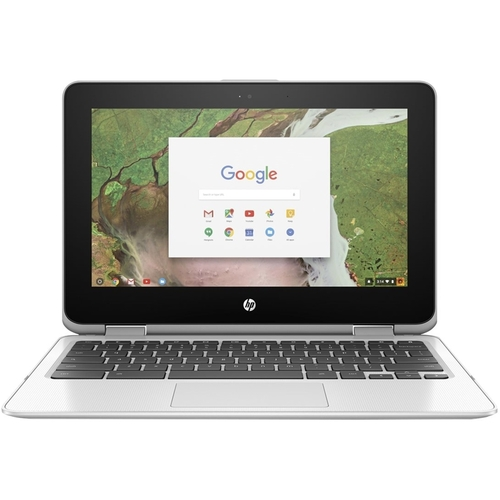 HP CHROMEBOOK X360 11-AE120NR, Intel Celeron N3350, Intel HD Graphics 500, 64GB emmc, 4GB LPDDR4, 4SH03UA#ABA