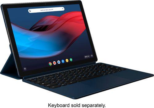 Google Pixel Slate 12.3u0022 Tablet Intel Core M3 8GB RAM 64GB SSD Midnight Blue  -  8th Gen Intel Core M3 - Fingerprint reader - Duo Cam & Google Duo