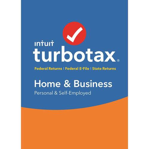 TurboTax Home & Business 2018 – BrickSeek