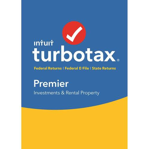 TurboTax Premier 2018