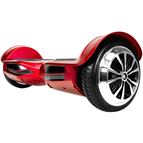 Swagtron Swagboard Elite Hover board – Bluetooth Speaker & Lights, Personalize Experience w/Android/iOS App