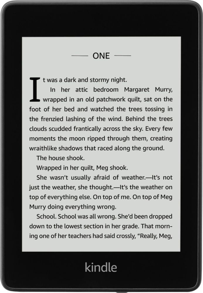 All-new Kindle Paperwhite – Now Waterproof With More Than 2x The Storage – Includes Special Offers