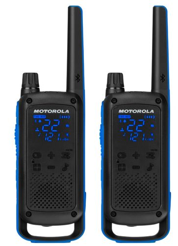 Motorola Talkabout T800 Two-Way Radios (2pk)