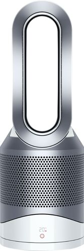 Dyson Hot and Cool Purifier HP01 Air Purifier - Silver