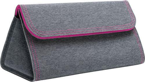 Dyson - Storage Bag for Dyson Supersonic Hair Dryer - Gray/Fuchsia
