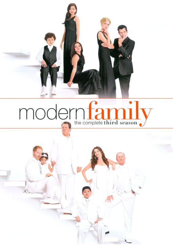 Modern Family: The Complete Third Season [3 Discs] [DVD] 6314993