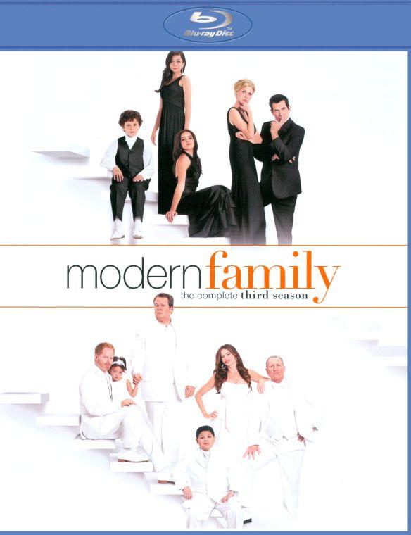 Modern Family: The Complete Third Season [3 Discs] [Blu-ray] 6315019