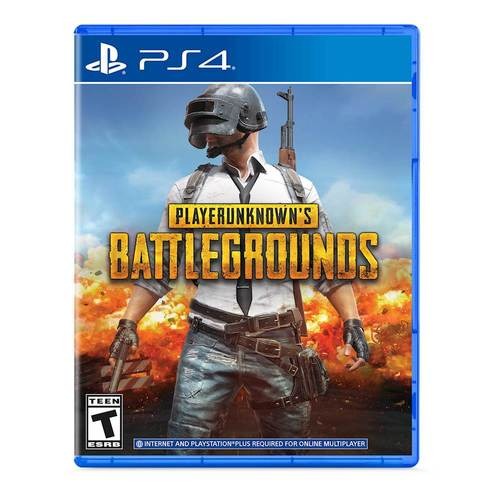 Playerunknowns Battlegrounds - PlayStation 4